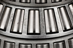 Roll Pin Bearings Closeup Stock Photography