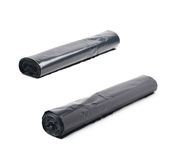 Roll of plastic garbage bags Stock Photography