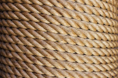 Roll of rope Royalty Free Stock Image