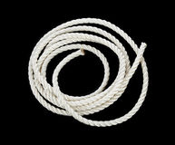 Roll of rope Royalty Free Stock Photos
