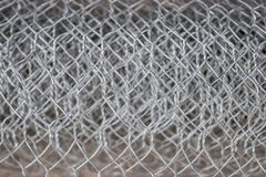 Roll of steel Wire Mesh 2 Royalty Free Stock Photo