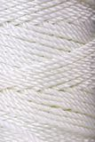 Roll of string 2. A roll of string close up reveals interesting patterns royalty free stock photography