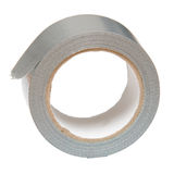 Roll of Tape (isolated) Stock Photography