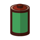 Roll tape record isolted icon Stock Images