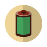 Roll tape record isolted icon Royalty Free Stock Photo