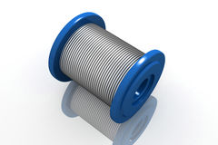 Roll tin Stock Images