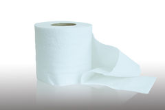 Roll of tissue paper Royalty Free Stock Photos