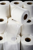 Roll tissue paper Royalty Free Stock Photography