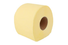 Roll of toilet paper Stock Photos
