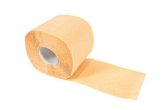 Roll of toilet paper Stock Image