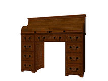 Roll Top Desk Stock Image