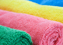 Roll of towel Royalty Free Stock Photography