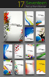 Roll Up Banner Stock Photography