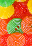 Roll up candy Royalty Free Stock Images