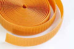 Roll of Velcro close up Royalty Free Stock Images