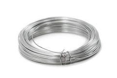 A roll of wire Stock Images