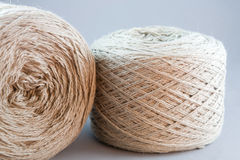 Roll of yarn Royalty Free Stock Photography