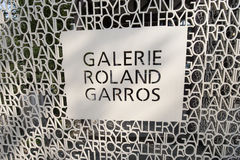 Rolland Garros Museum Royalty Free Stock Photo