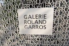 Rolland Garros Museum. Official Rolland Garros Museum. Paris, France Royalty Free Stock Photo