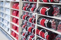 Rolland Garros Towels Stock Images