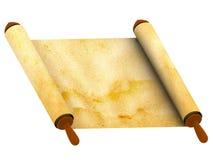 Rolle eines Papiers Stockfoto