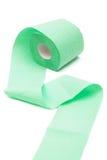 Rolle eines Toilettenpapiers lizenzfreies stockfoto