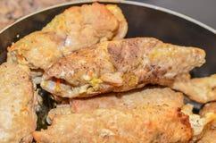 Rolle, kochend, Mittagessen, Prozess, Exklusives, besitzen, Haupt, Küche, Lebensmittel, roh, saftig, geschmackvoll, Karotten, gek stockbild