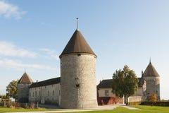 Rolle Schloss Stockfotografie