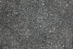 Rolled asphalt grainy texture wallpaper. Rolled bitumen surface desktop picture. Rolled bitumen background. stock photo