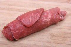 Rolled Beef I Royalty Free Stock Image