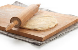 Rolled dough Royalty Free Stock Photos