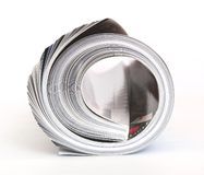 Free Rolled Magazine Royalty Free Stock Images - 2346489
