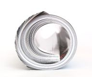 Rolled magazine Royalty Free Stock Photography