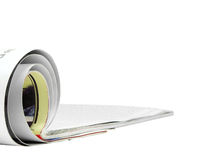 Free Rolled Magazine Stock Photos - 6482513