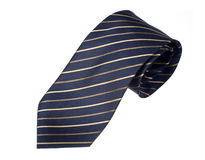Rolled Neck Tie Royalty Free Stock Photo