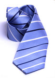Rolled Neck Tie  Stock Image