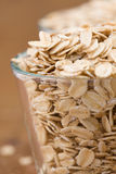 Rolled oats Royalty Free Stock Photo