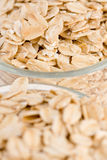Rolled oats Royalty Free Stock Images