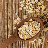 Rolled oats Stock Photos