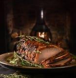 Rolled Pork Roast III Stock Images