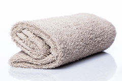 Rolled towel Royalty Free Stock Photography