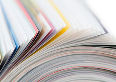 Free Rolled Up Magazine Royalty Free Stock Photography - 24908997