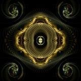 Rollen en spiralen vector illustratie