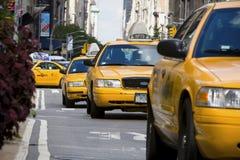 Rollen in Manhattan lizenzfreies stockfoto