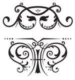 Rollen voor ontwerpen. Royalty-vrije Illustratie