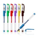 Roller ball pen Royalty Free Stock Photography