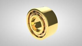 Roller bearing stock footage
