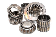 Roller bearing. Royalty Free Stock Photo