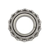 Roller bearing. Isolated on the white background Royalty Free Stock Photo