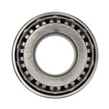 Roller bearing. Isolated on the white background Royalty Free Stock Images
